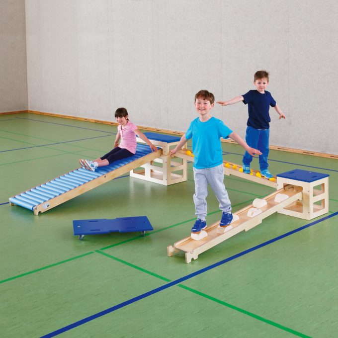 Erzi Balancierparcours Sportbox 2