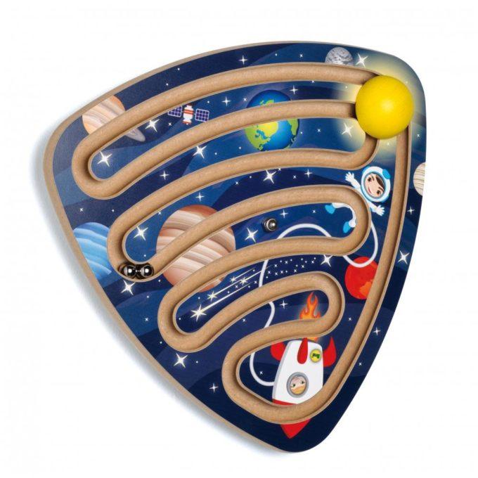Wandspiel Weltraum 1