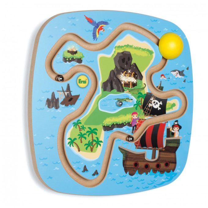 Wandspiel Piratenschatz 1