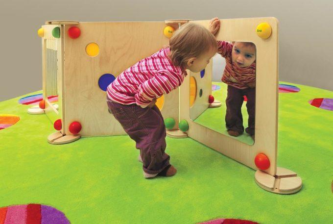 Babypfad Spiegel 2