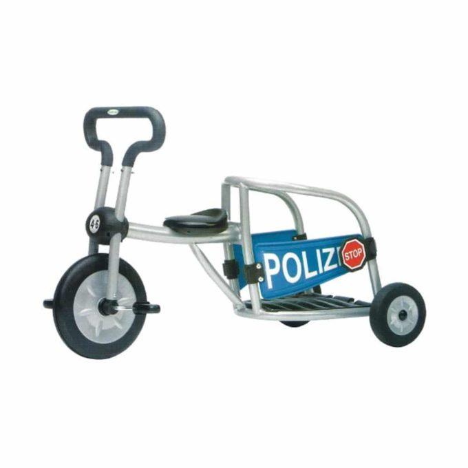 SommerMobil Dreirad Polizei 1