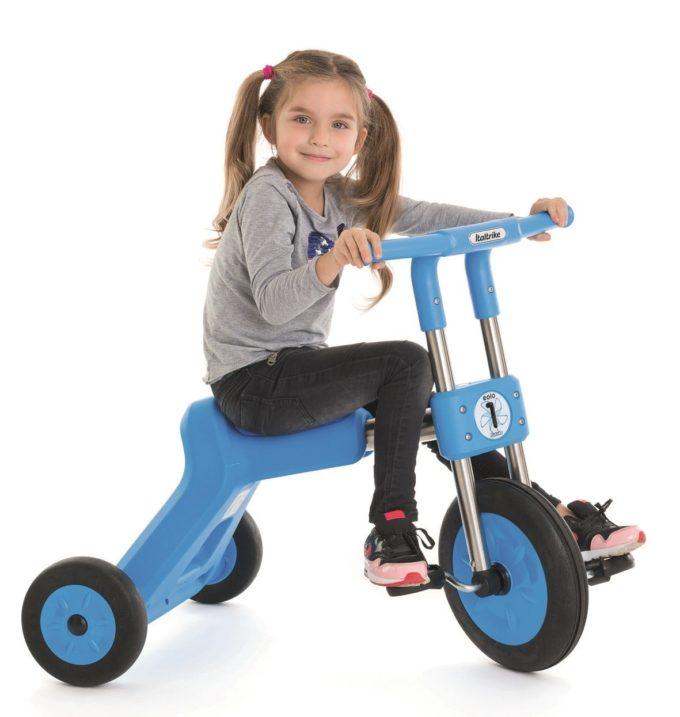 SommerMobil BluAlu Dreirad Maxi 2