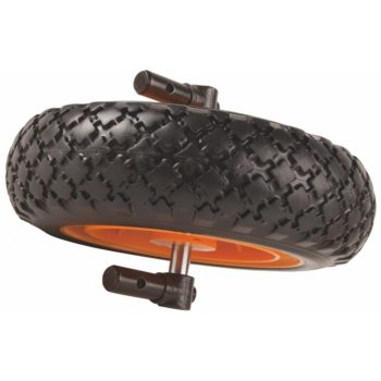 TopTrike EVA-Rad vorn/hinten für vers. Typen - inkl. Halter 2