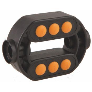 TopTrike Pedal - gelb/schwarz 5