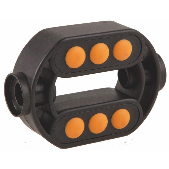 TopTrike Pedal - gelb/schwarz 1