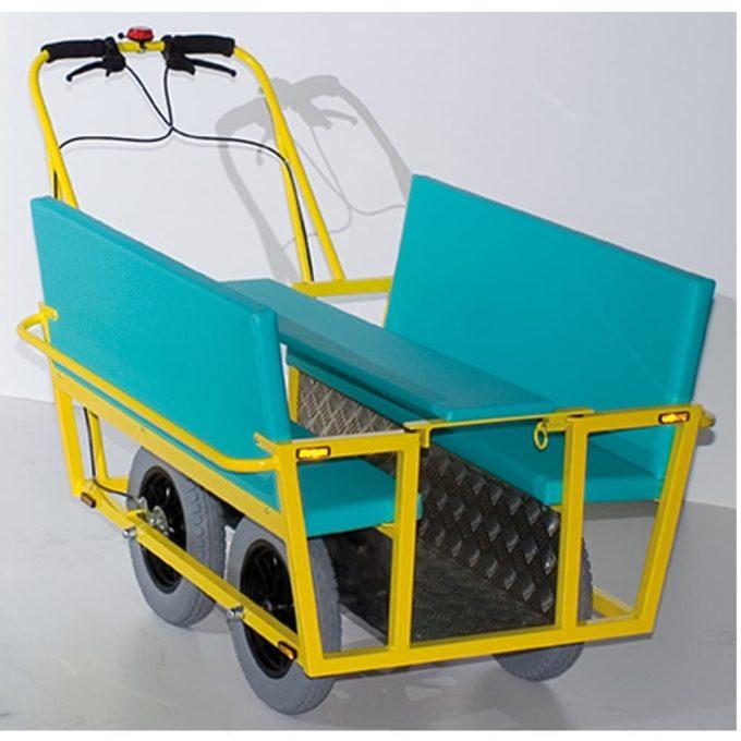 TÜV-geprüfter Krippenwagen für 6 Kinder 1