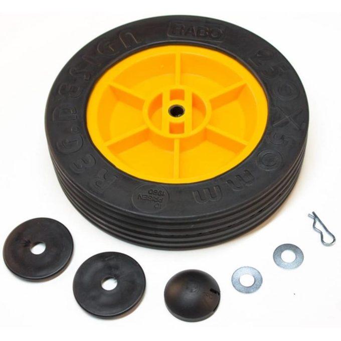RABO Hinterrad für 7023 - 250 x 50 mm-komplett 1