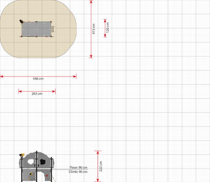 Spieltürme aus der Serie LEDON Pirates - in verschiedenen Ausführungen 11