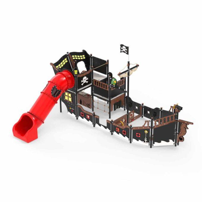 Großes Piratenschiff aus der Serie LEDON Pirates - in verschiedenen Ausführungen 11