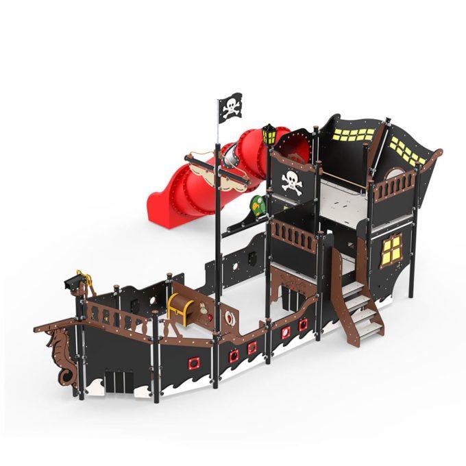 Großes Piratenschiff aus der Serie LEDON Pirates - in verschiedenen Ausführungen 1
