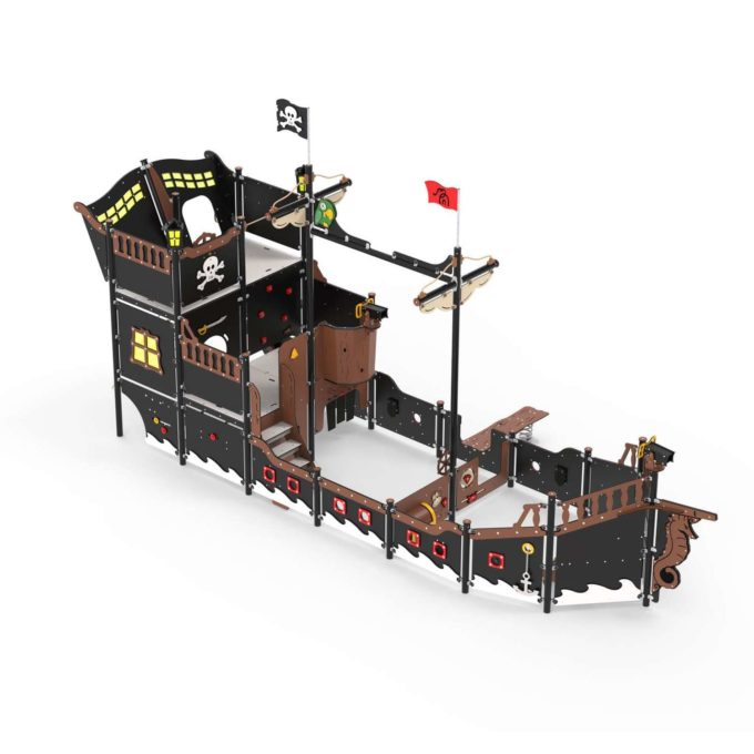 Riesiges Piratenschiff aus der Serie LEDON Pirates - in verschiedenen Ausführungen 3