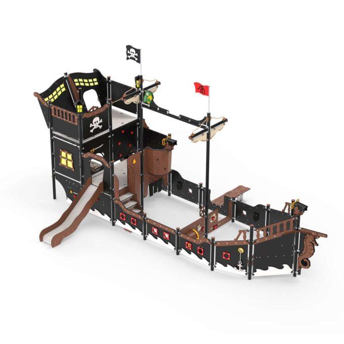 Riesiges Piratenschiff aus der Serie LEDON Pirates - in verschiedenen Ausführungen 5