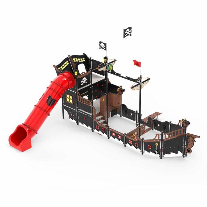 Riesiges Piratenschiff aus der Serie LEDON Pirates - in verschiedenen Ausführungen 7