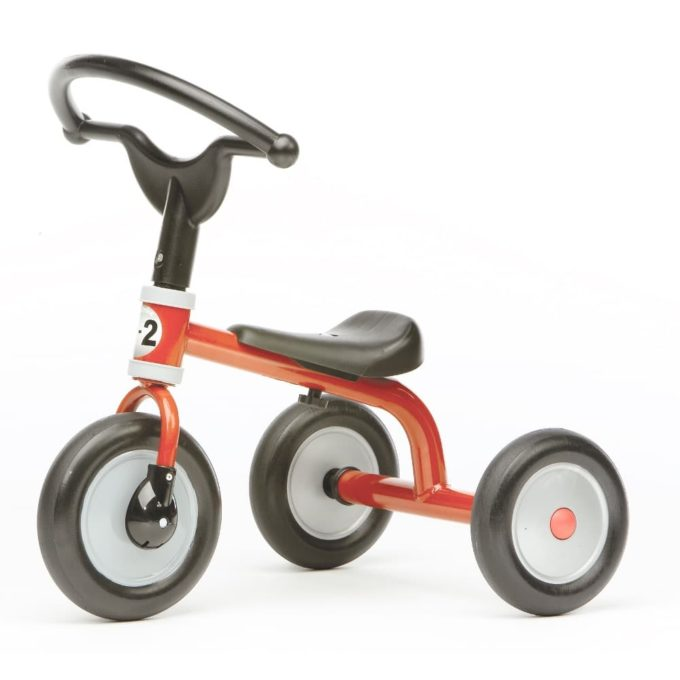 SommerMobil Mini Walker Red - Mini Red Line 1