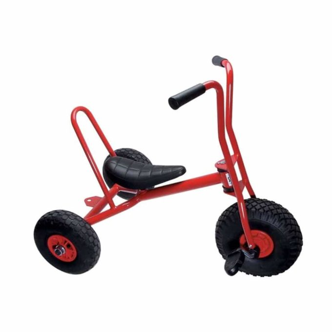 SommerMobil Country Chopper Dreirad - Red Line 1