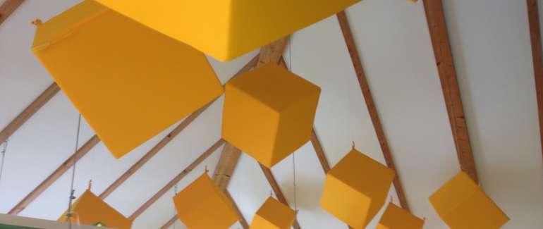 Akustik Cubes - Akustik-Würfel 4