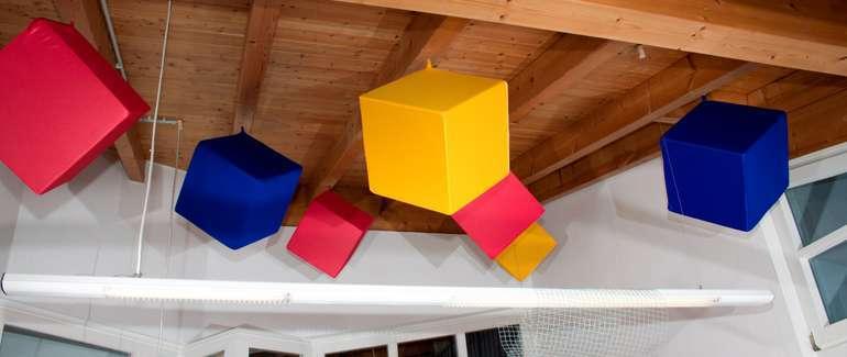 Akustik Cubes - Akustik-Würfel 6
