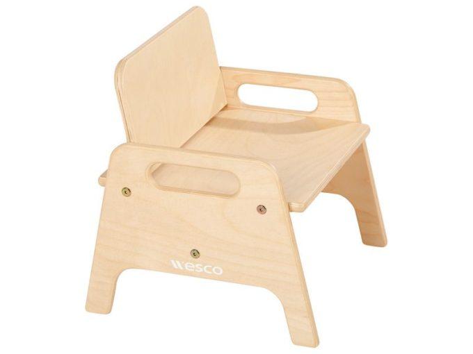 Holzstuhl Piloo 4