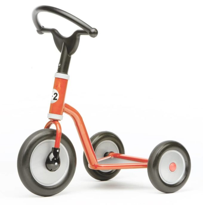 SommerMobil Mini Scooter X Red - Mini Red Line 1