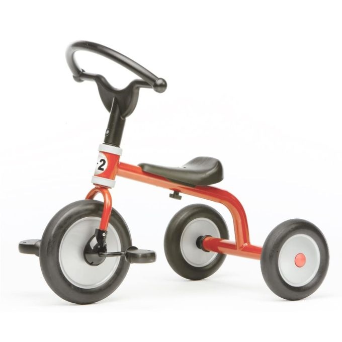 SommerMobil Mini Red Tricycle - Mini Red Line 1