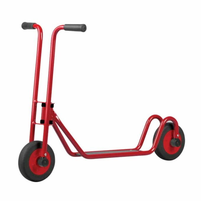 SommerMobil Roller Eco - Red Line 1