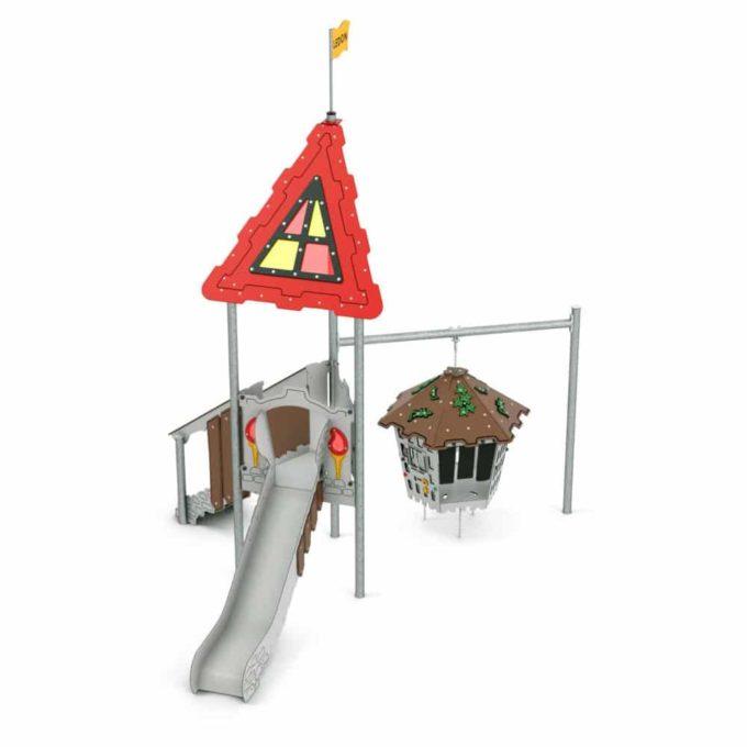 Spielturm Guinevere - LEDON Castle 1