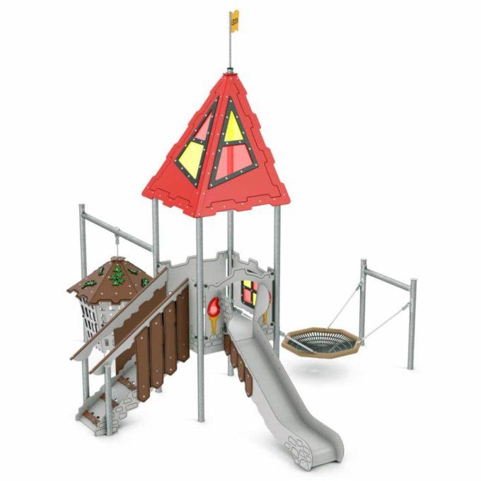 Spielturm Bodiam - LEDON Castle 1