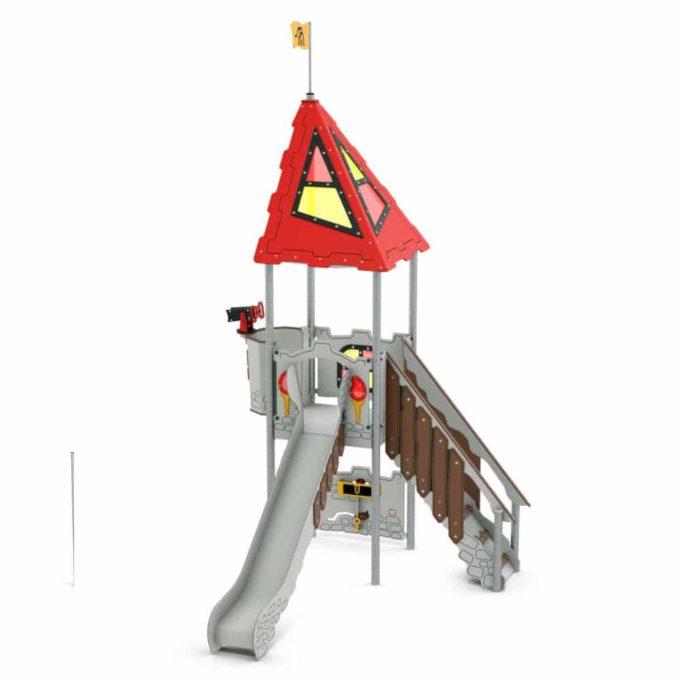 Spielturm Balin - LEDON Castle 1