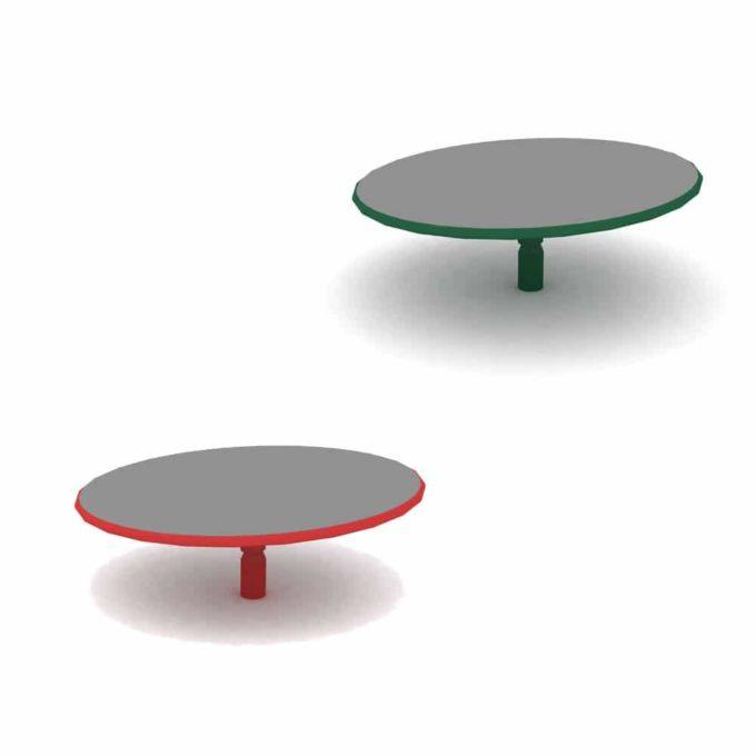 Kreisel Orbit in zwei Farben - LEDON Originals 1