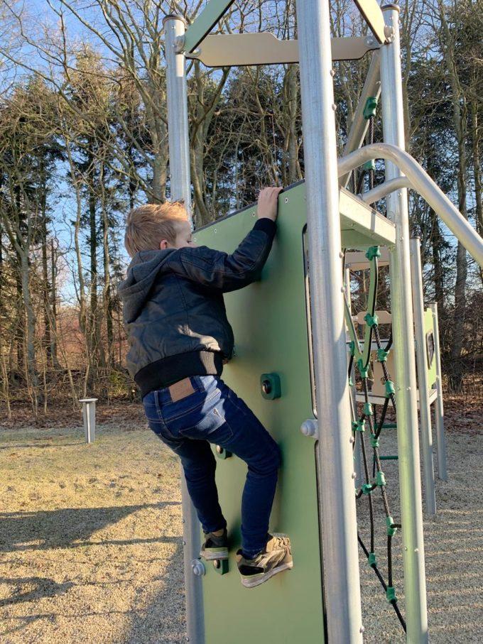 Große Kletter-Spielanlage Boris - LEDON Basic - LB350 4