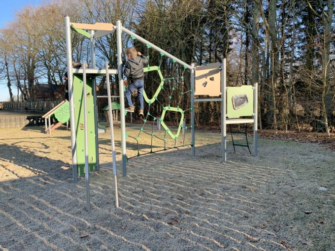 Große Kletter-Spielanlage Boris - LEDON Basic - LB350 9