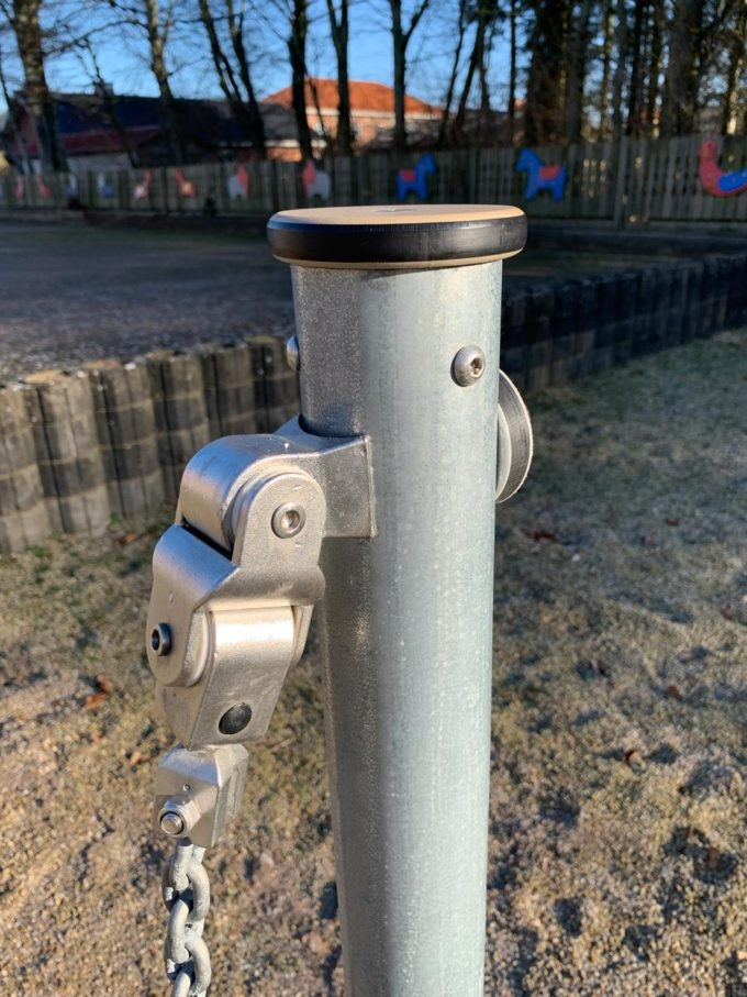 Mini Schaukel mit Gummisitz - LEDON Basic - LB058 4