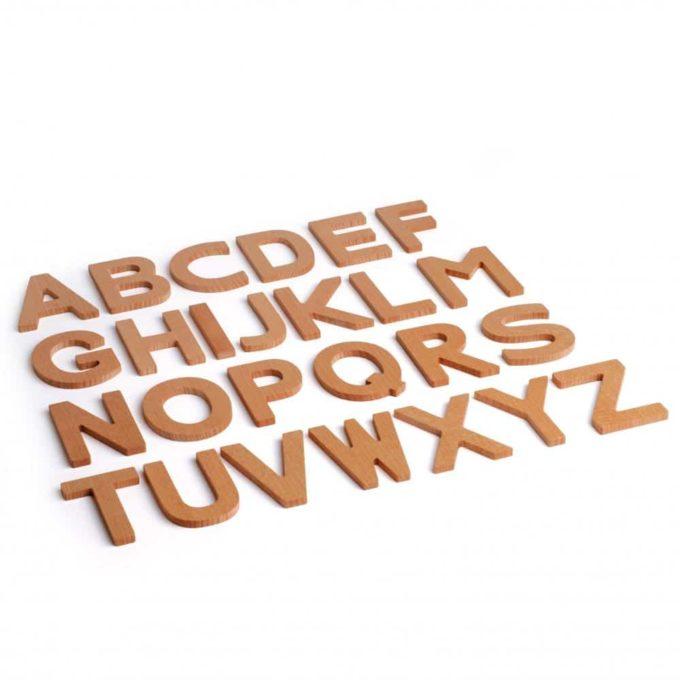 Erzi Holzbuchstaben 3D 1