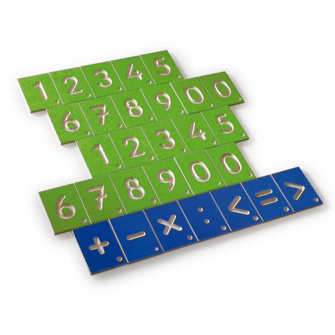 Erzi Lernspiel Zahlen 2