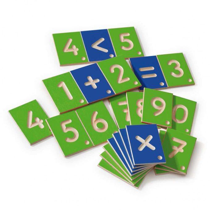Erzi Lernspiel Zahlen 3