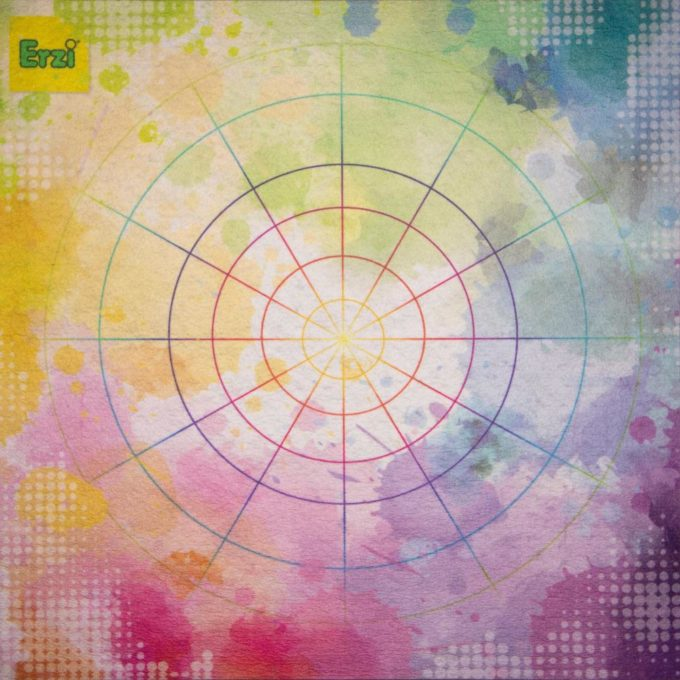 Erzi MandaLay Regenbogen 7