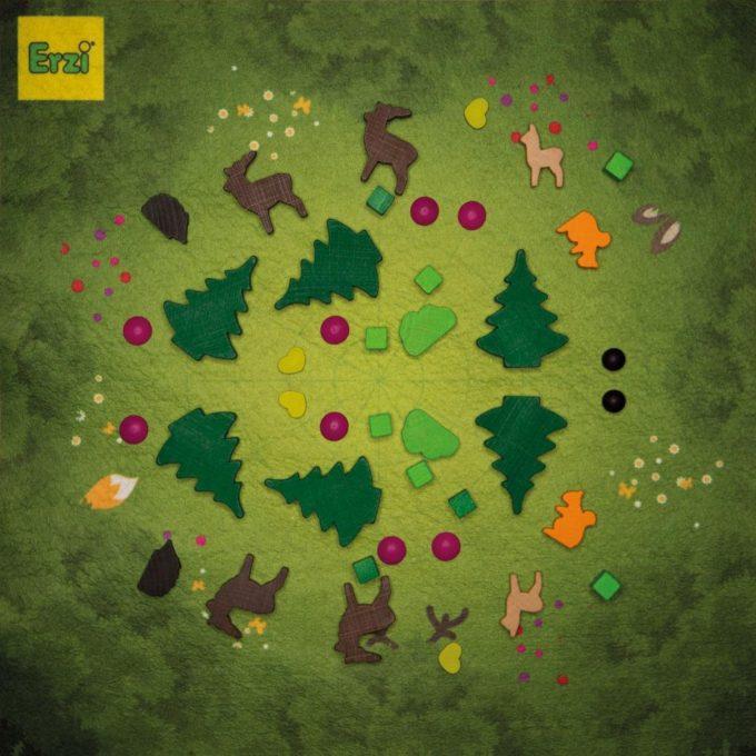 Erzi MandaLay Wald 9