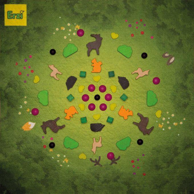 Erzi MandaLay Wald 3