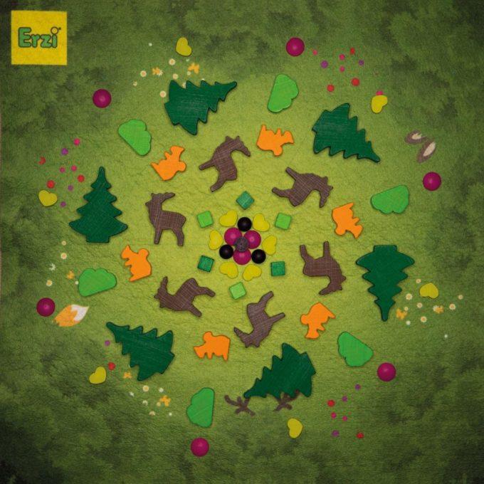 Erzi MandaLay Wald 4