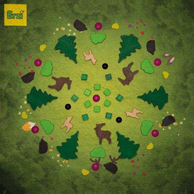 Erzi MandaLay Wald 5
