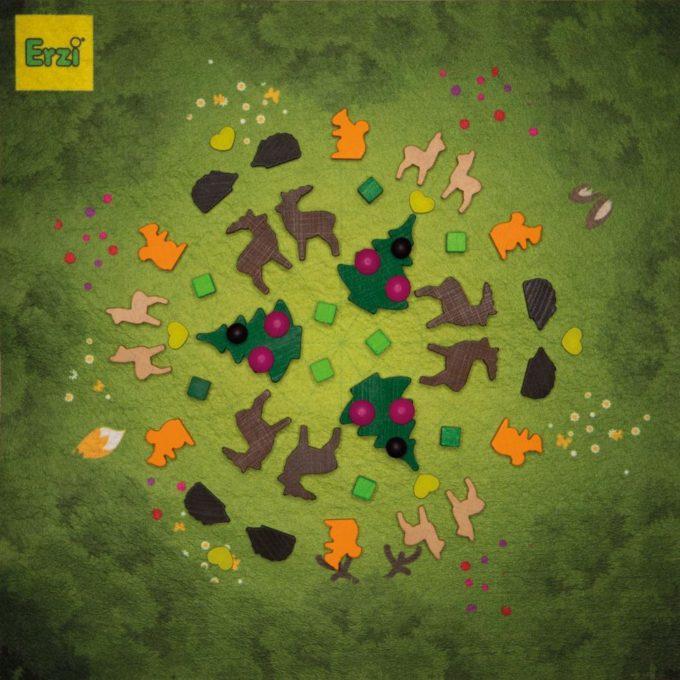 Erzi MandaLay Wald 6