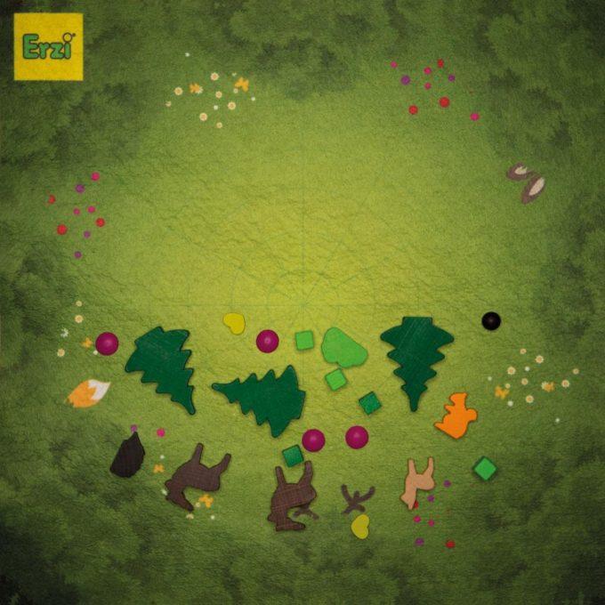 Erzi MandaLay Wald 8