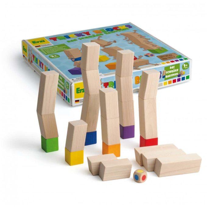 Erzi Spiel Tricky Blocks 1