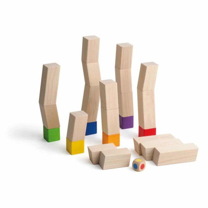 Erzi Spiel Tricky Blocks 5