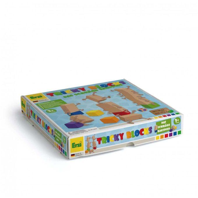 Erzi Spiel Tricky Blocks 6