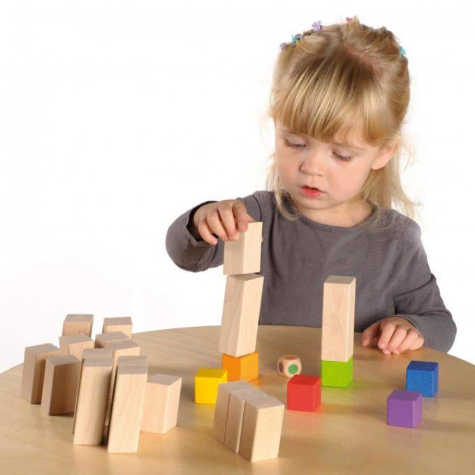 Erzi Spiel Tricky Blocks 3