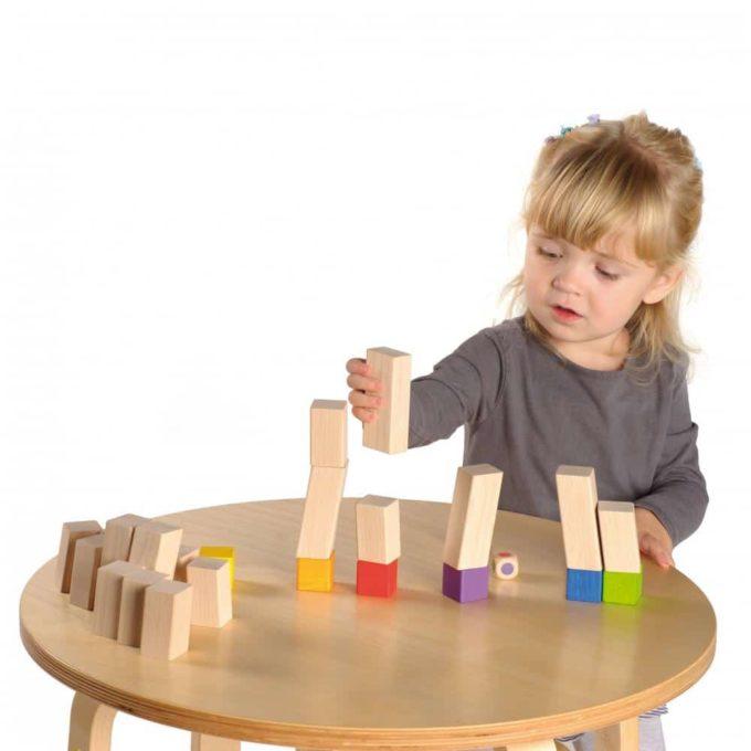 Erzi Spiel Tricky Blocks 4
