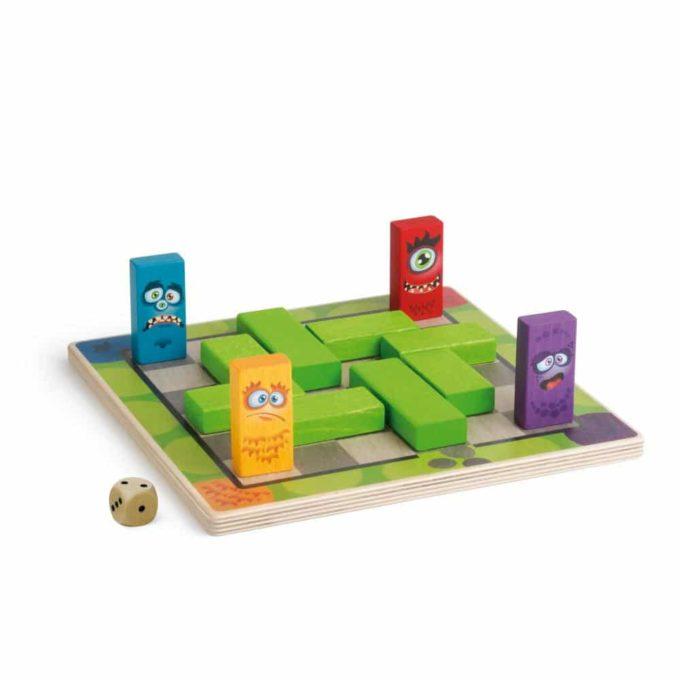 Erzi Spiel Monsterlabyrinth 8