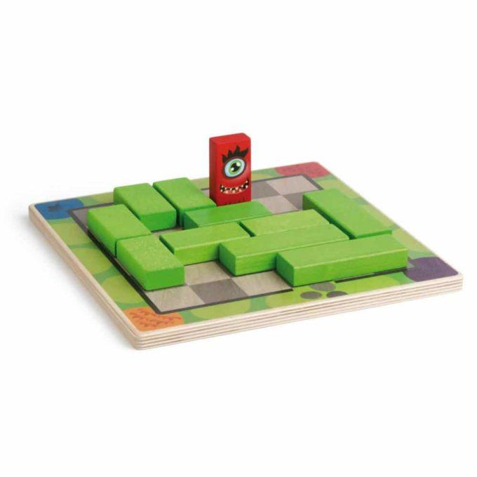 Erzi Spiel Monsterlabyrinth 2