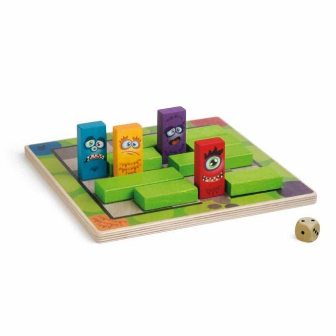 Erzi Spiel Monsterlabyrinth 3
